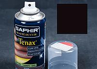 Аерозольна фарба для гладкої шкіри Saphir Tenax Spray, 150 мл Вепр