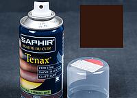 Аэрозольная краска для гладкой кожи Saphir Tenax Spray, 150 мл Коричневый