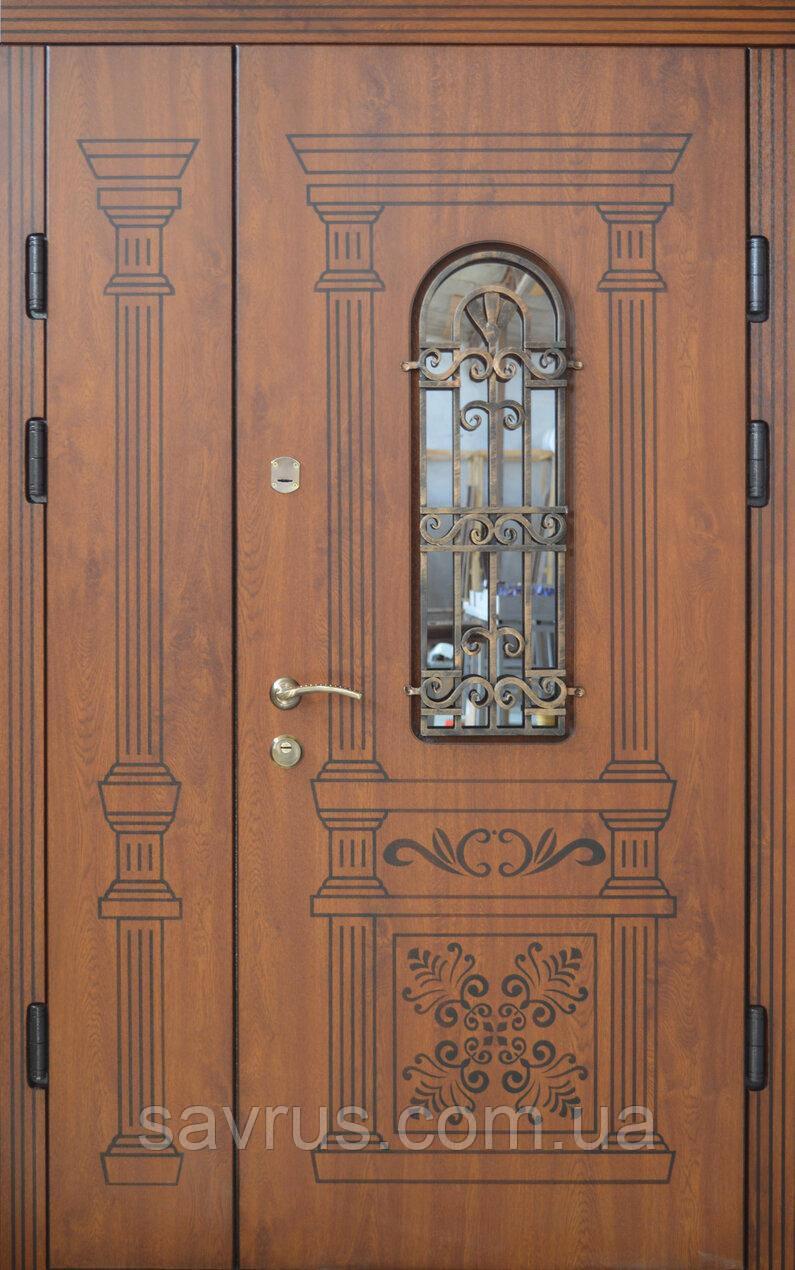 Двері АКЦІЙНІ 117  Г4  ПВХ-90 R
