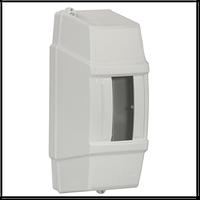 Короб Makel для открытой установки пломбируемых на 2 автомата наружный Арт.(63140)