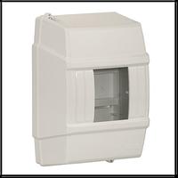Короб Makel для открытой установки пломбируемых на 4 автомата наружный Арт.(63141)