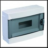Короб Makel на 12 автоматов для открытого монтажа наружный Арт.(63112)