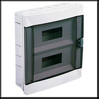 Короб Makel на 24 автоматы для скрытого монтажа встраиваемый Арт.(63024)