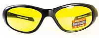 Тактические спортивные очки Global Vision Hercules-2 желтые