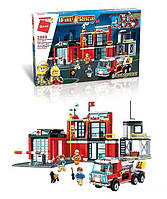 Конструктор детский Brick 523 детали 2808