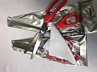 Ножницы закройные зигзаг (портняжные) 240 мм ручка красная