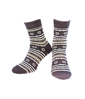 Носки женские Легка Хода 5332, Коричневый, 23