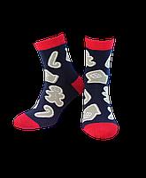 Носки женские Легка Хода 5387, Черный, 23