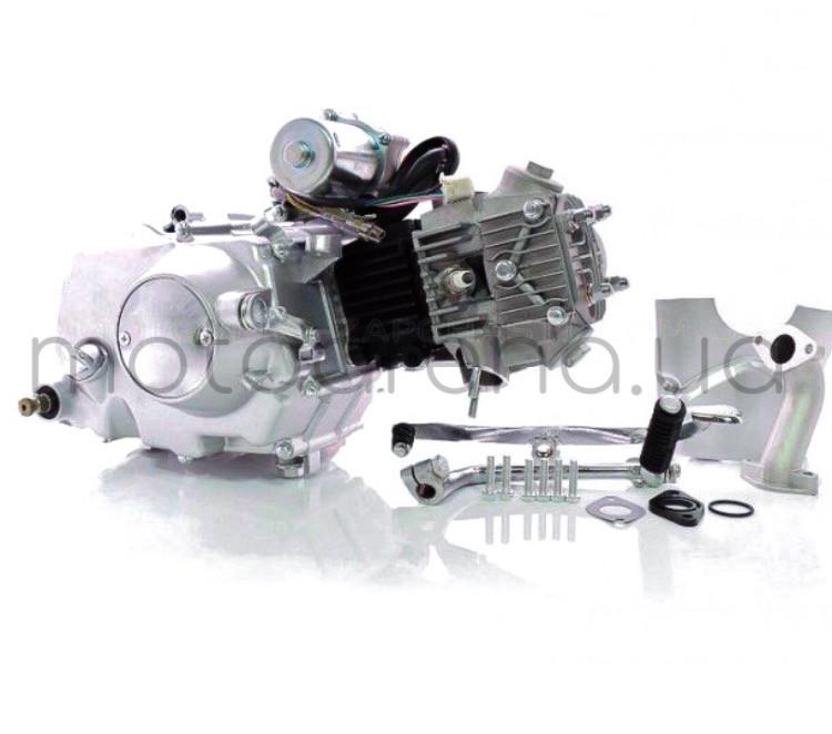 Двигатель Дельта/Альфа 70 механика