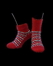 Шкарпетки жіночі Лонкаме 1523 005 червоний