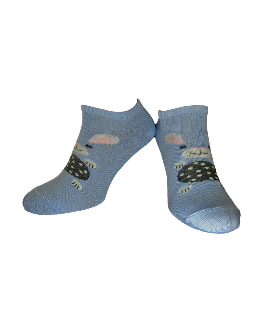 Женские носки Олмі 3311 113, Голубой, 23-25