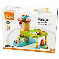 Ігровий набір Viga Toys Гараж (59963VG)