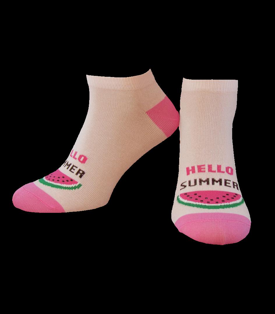 Носки женские Легкая Хода 5418 светло-розовый