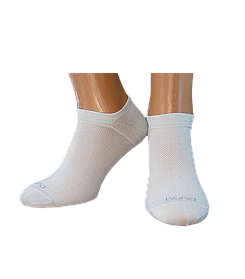 Носки женские Дюна 862, Белый, 23-25