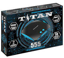 Ігрова приставка Magistr Titan 3 (555 ігор) HDMI
