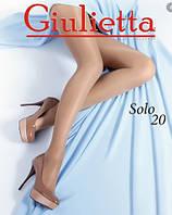 Колготки женские Giulia SOLO 20,, nero, 2