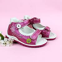 Босоножки детские девочке с открытым носком Том.м размер 22,23,24, фото 1