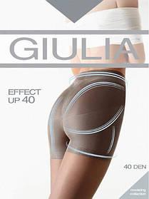 Колготки женские Giulia EFFECT UP 40, nero, 5(XL)