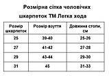 Носки мужские Легка Хода 6328, Черный, 25, фото 2
