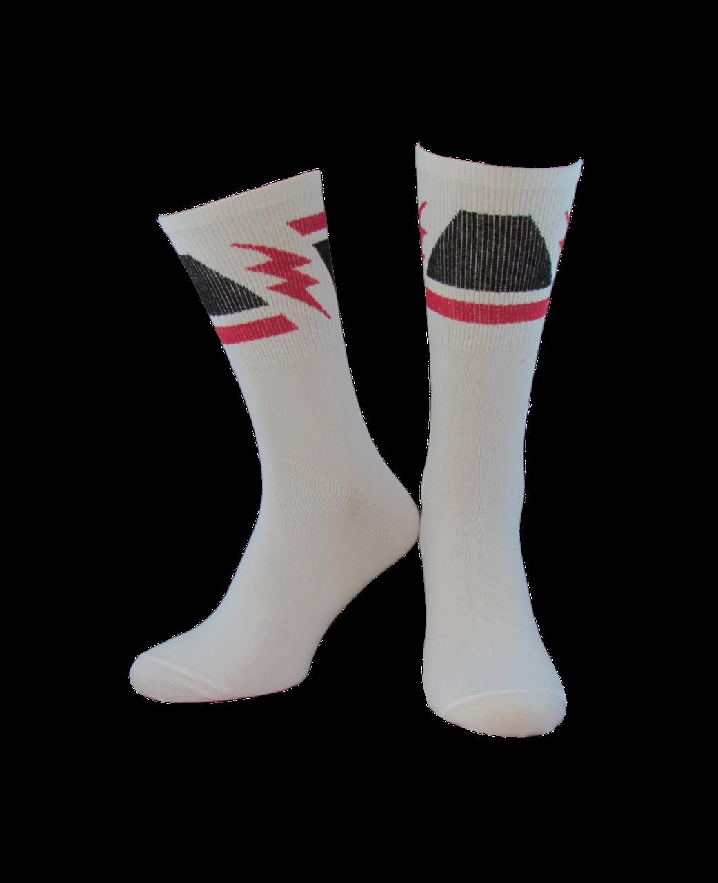 Мужские носки Легка Хода 6347, Белый, 25