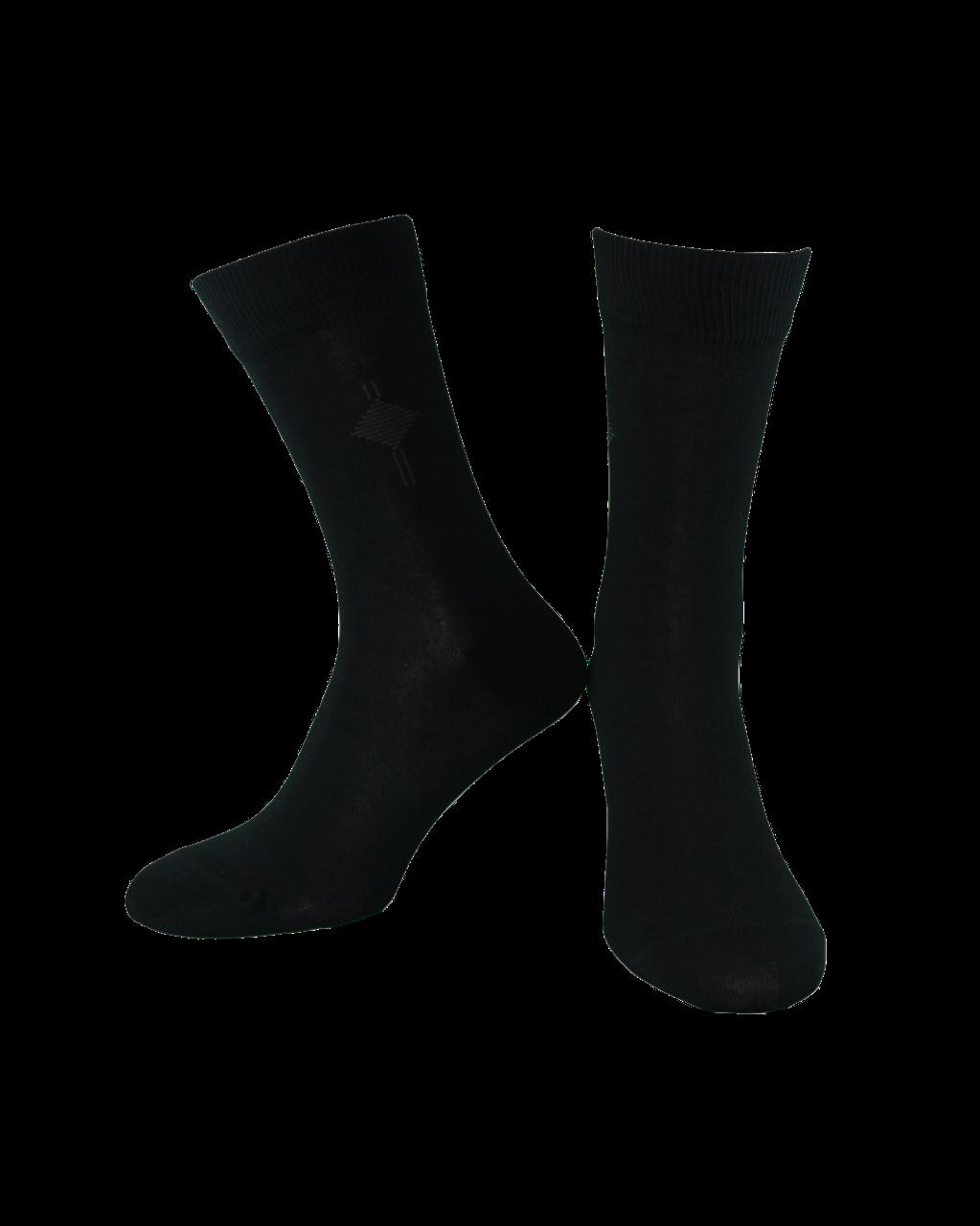 Носки мужские Легка Хода 881, Черный, 25
