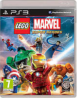 Lego Marvel: Super Heroes PS3