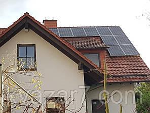 Проверить домашнюю солнечную электростанцию, увеличить КПД станции, Аудит СЕС, фото 2