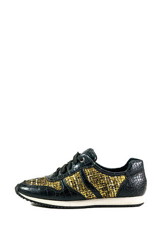 Кросівки жіночі Sopra чорний 10056 (36), фото 2