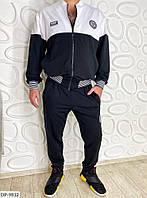 Модный молодёжный спортивный костюм L, XL, XXL