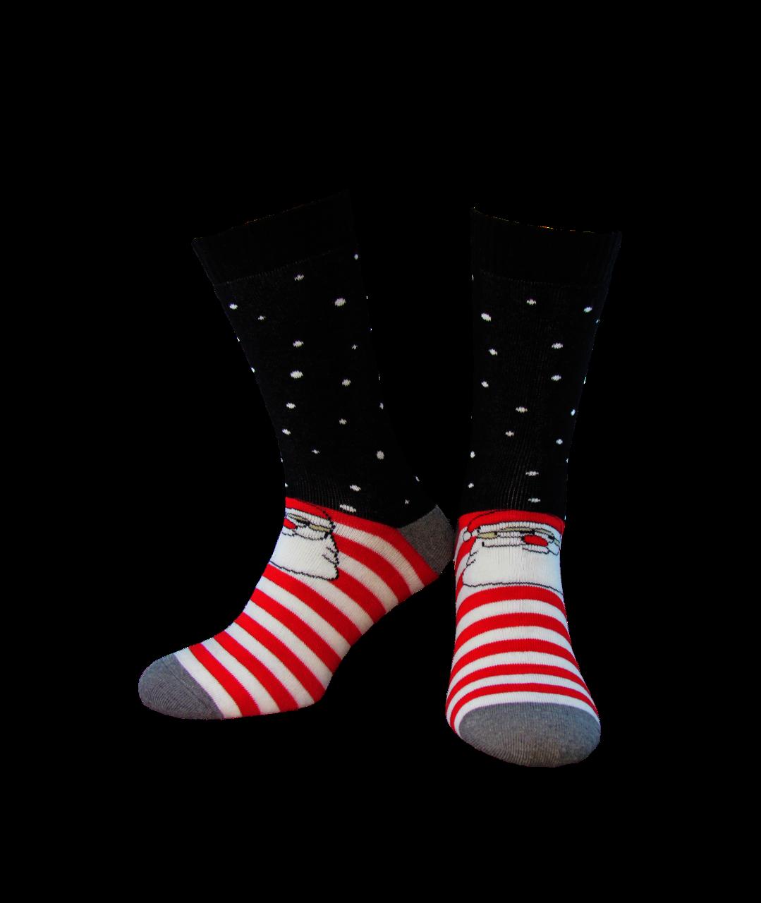 Мужские носки Лонкаме 3065 001, Черный, 25
