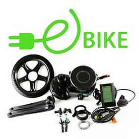 Комплектующие для Электровелосипедов