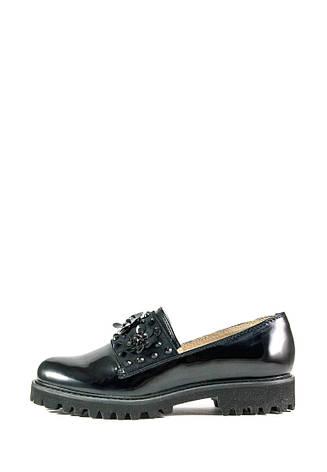 Туфли женские Sopra KW1721-6 черные (36), фото 2