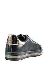 Кеди жіночі Sopra чорний 12821 (36), фото 2
