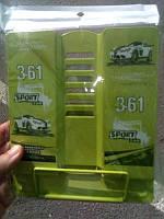 Подставка для книг метал 7044 SPORT CAR
