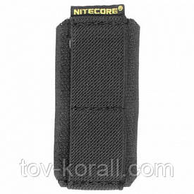 Модуль съёмный под систему Velcro Nitecore NHL02s для сумки NTC10 черный