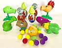 Фигурки героев компьютерной игры Растения против зомби Plants vs Zombie 900-3 Большая битва, фото 2