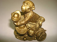 Обезьяна с золотом