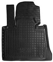 Коврики в салон Bmw X5 (e53) 2000 - 2007, черные, полиуретановые (Avto-Gumm 11119-11345) - передний водительский