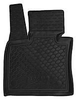 Коврики в салон Bmw X5 (f15, f85) 2012 - черные, полиуретановые (Avto-Gumm 11517-11345) - передний водительский