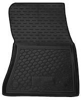 Коврики в салон Bmw X5 (f15, f85) 2012 - черные, полиуретановые (Avto-Gumm 11517-11346) - передний пассажирский