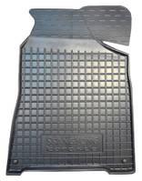 Коврики в салон Ssangyong Korando III (дорестайл) 2010 - 2013, черные, полиуретановые (Avto-Gumm 11288-11346) - передний пассажирский