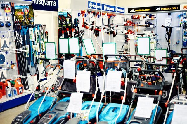Травокосилки Husqvarna 531RS в фирменном магазине Husqvarna в Харькове Садова Техніка-Харків