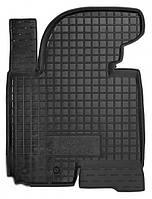Коврики в салон Kia Sportage III (SL) 2009 - черные, полиуретановые (Avto-Gumm, 11195-11345) - передний водительский