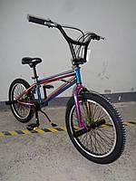 Трюковый велосипед 20 дюймов BMX RAINBOW Crosser