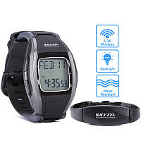 KYTO HRM-2803 ПУЛЬСОМЕТР монитор сердечного ритма часы беспроводный датчик, измеритель пульса, хронограф