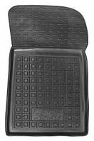Коврики в салон Lada Xray 2016 - черные, полиуретановые (Avto-Gumm, 11695-11346) - передний пассажирский