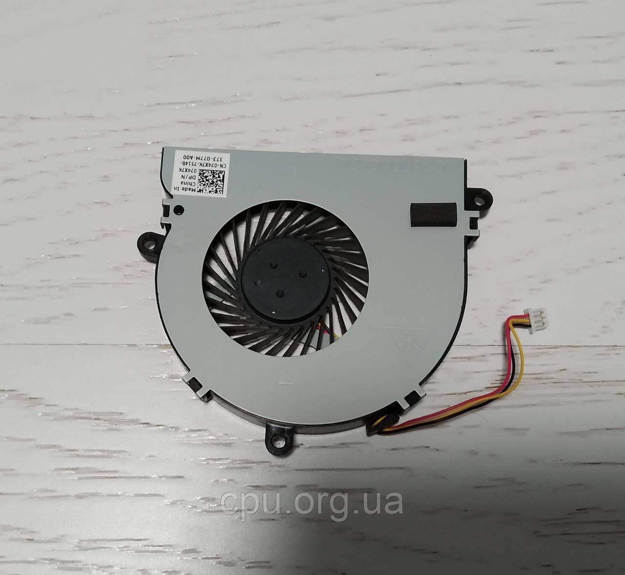 Dell Latitude 3540 вентилятор кулер cpu fan