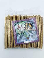 Соломка солена фасована пісна, 150 гр, Хліб-Трейд