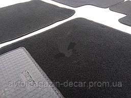 """Коврики текстиль ВАЗ 2108/09/13-15 Черный (логотип LADA) - """"Gran""""(основа гранулы)"""