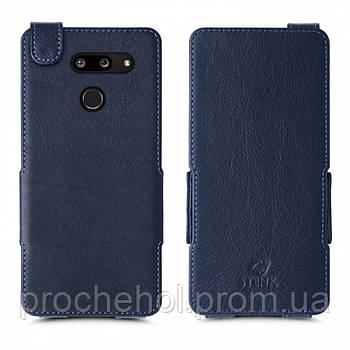 Чехол флип Stenk Prime для LG G8 ThinQ Синий